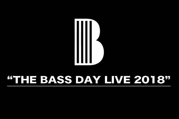 THE BASS DAY LIVE 2018